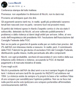 Post AIA Luca 1
